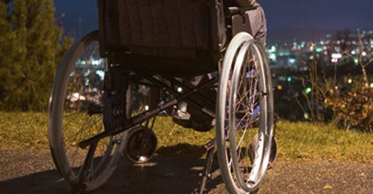 apply for disability benefits